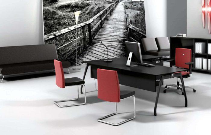 Mesa para despachos Inspira con personalidad