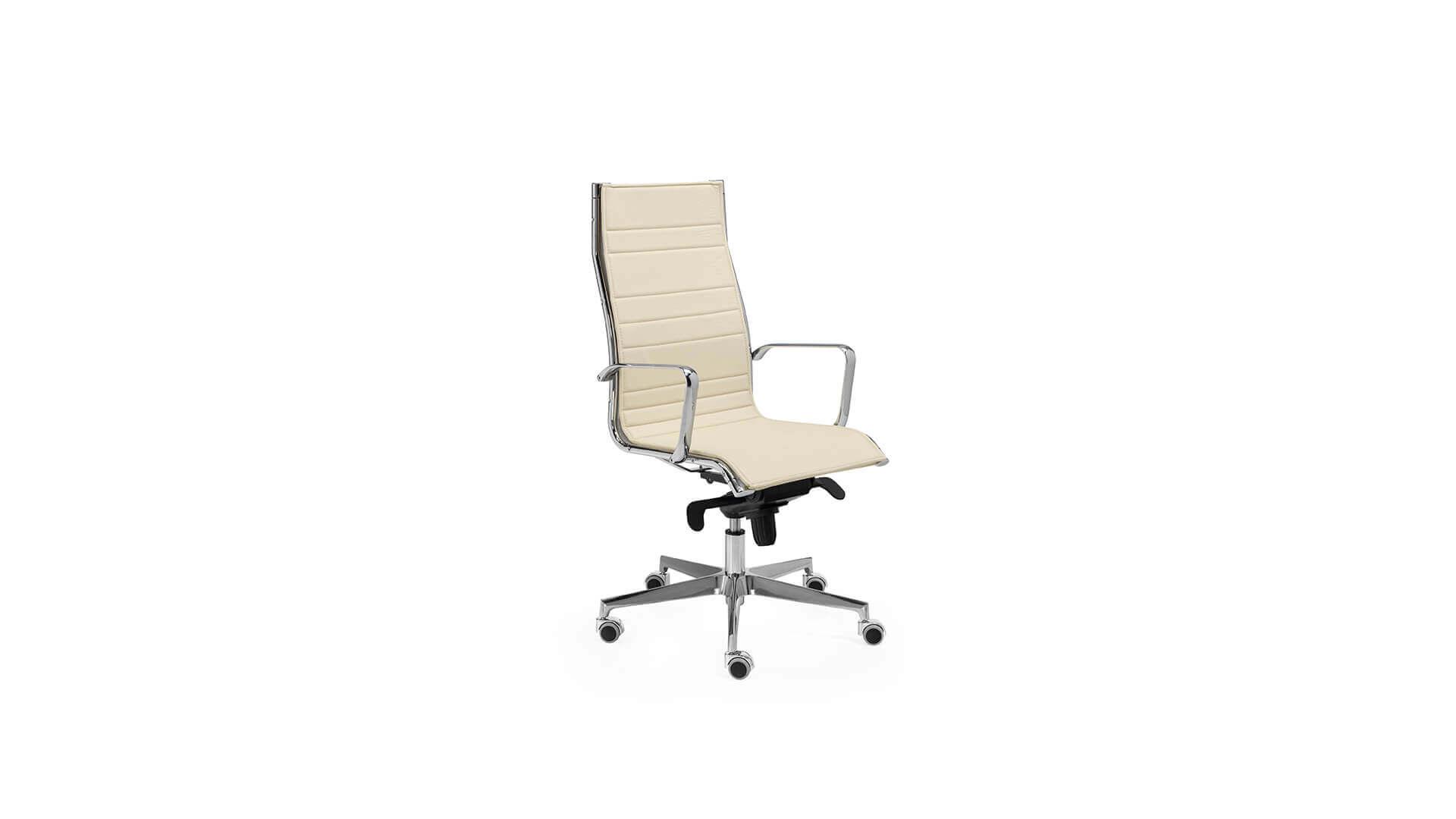 Silla dirección Acer+ beige ergonomica