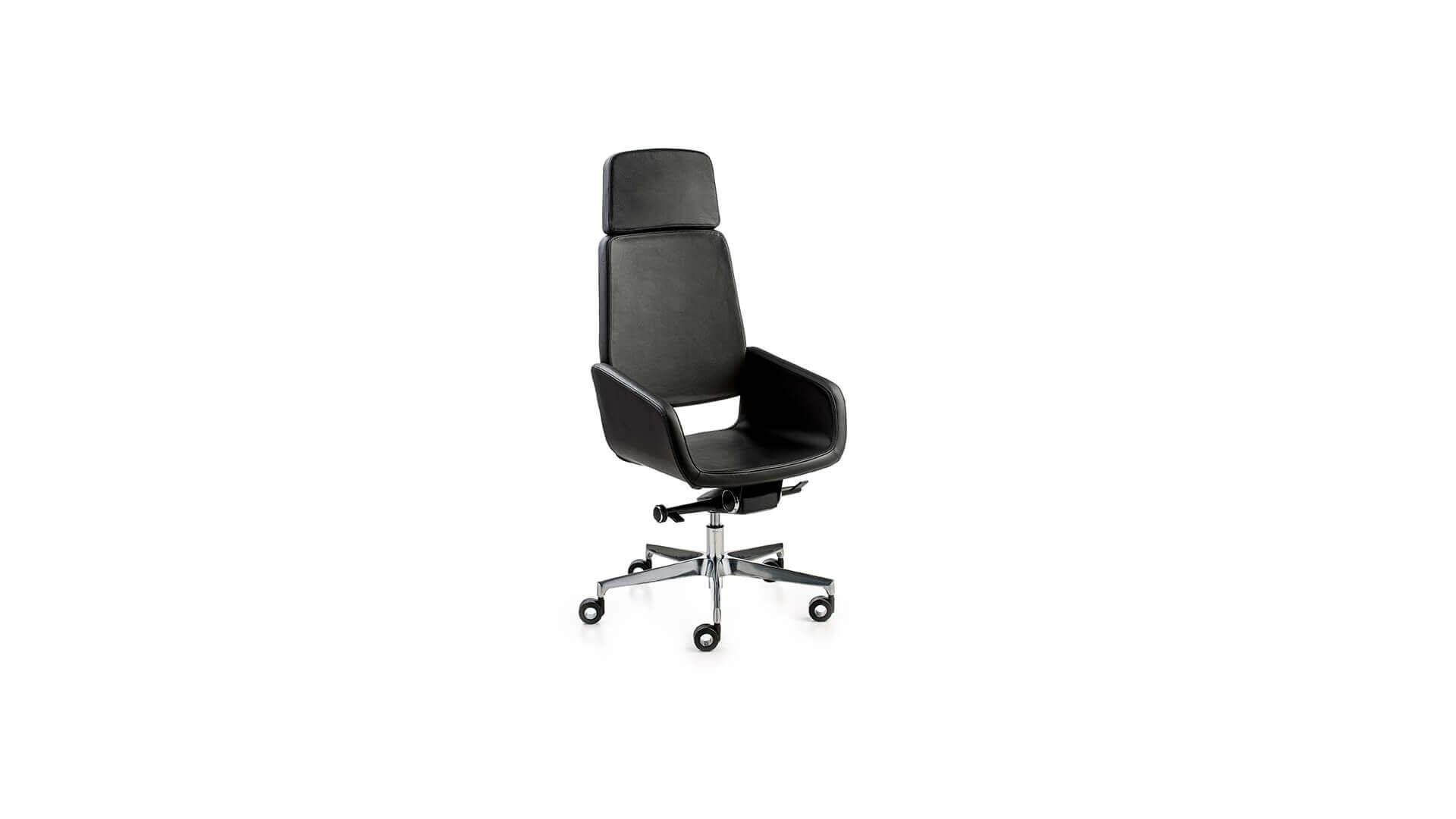 silla de dirección aita diseñada por Aitor Garcia