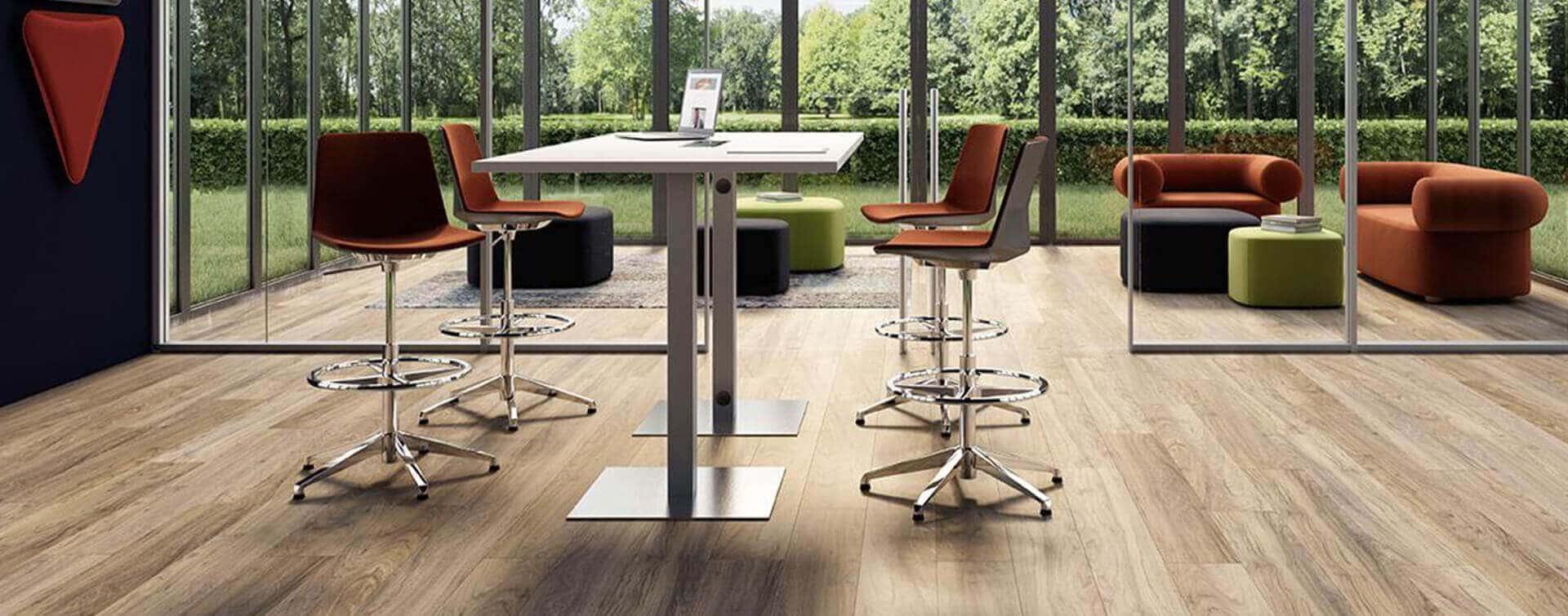 Ambiente productivo oficina, beneficio empresa