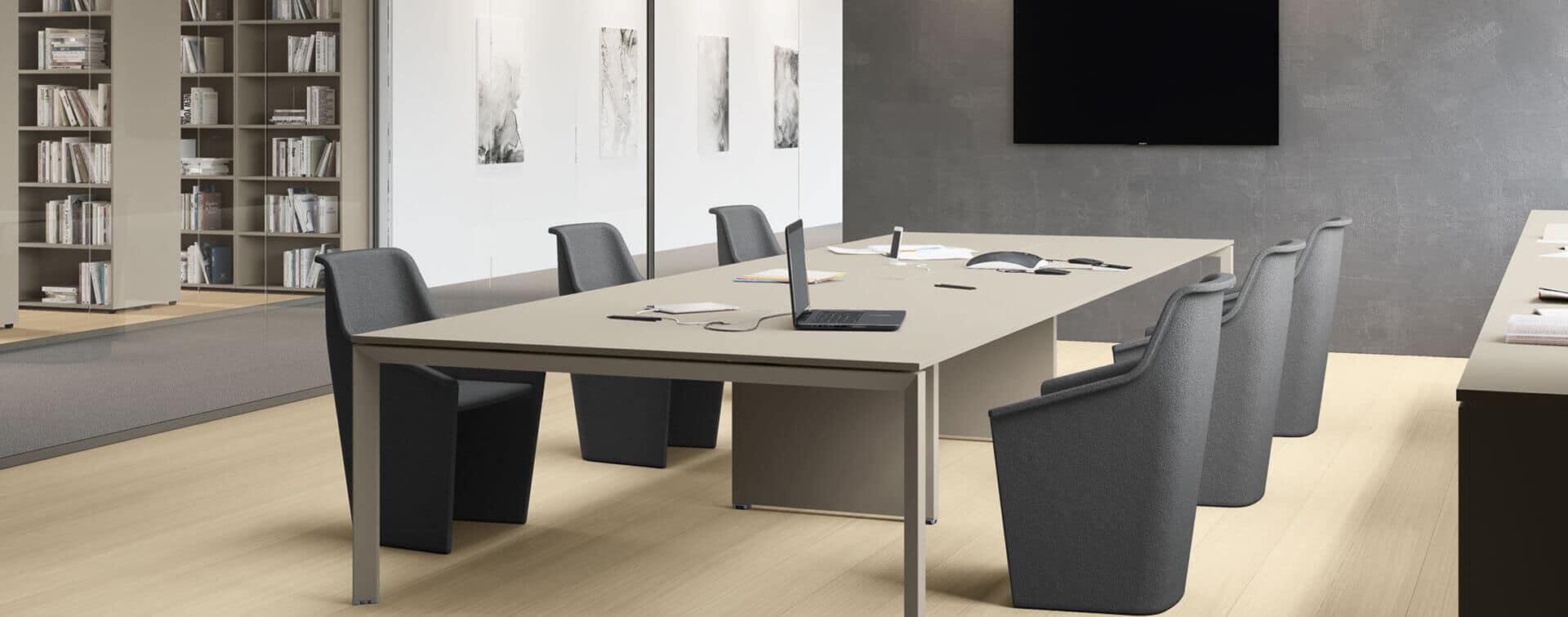 Ambiente en salas de reuniones, beneficio para la empresa