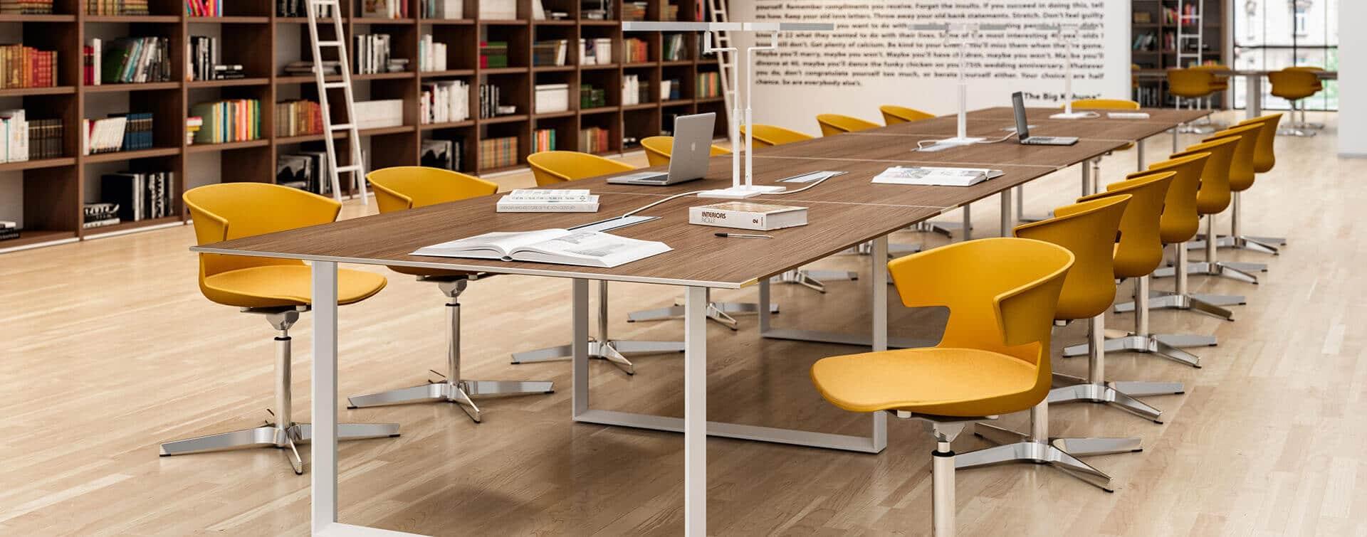 Ambiente de reuniones productivas para el negocio