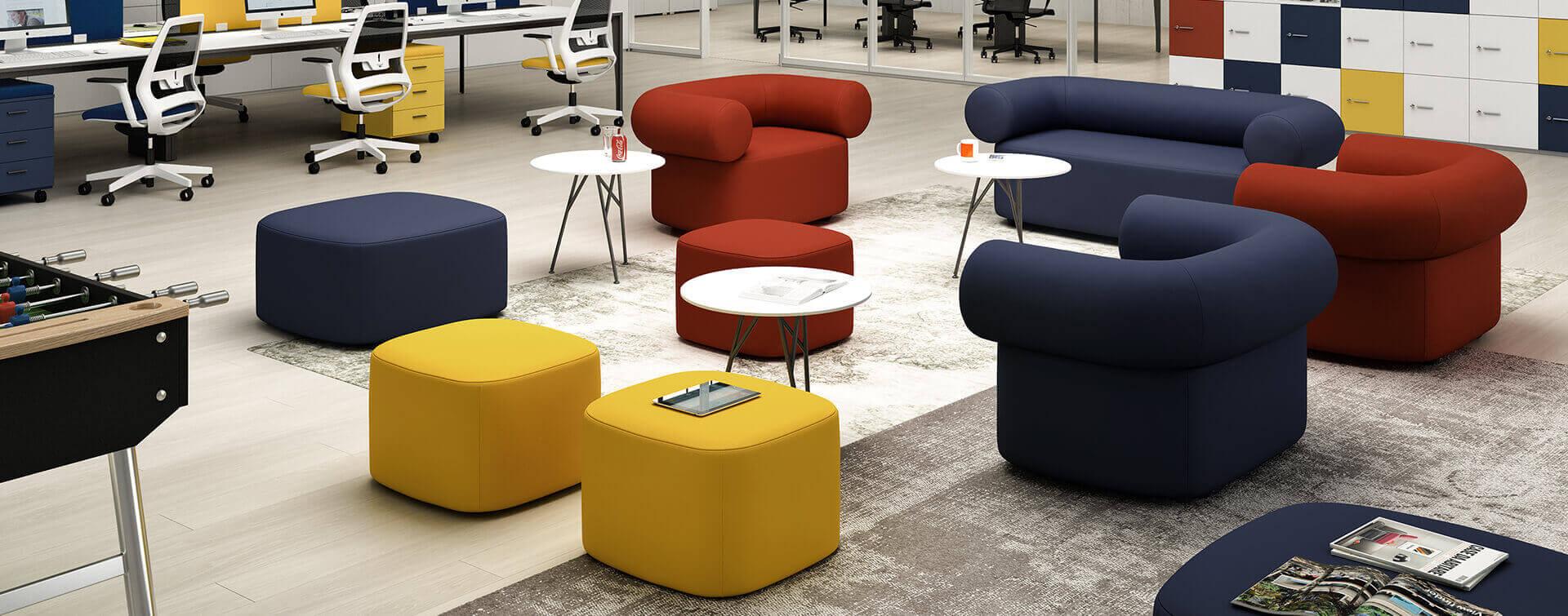 Aumente l a productividad de los trabajadores con un ambiente de oficina optimizado