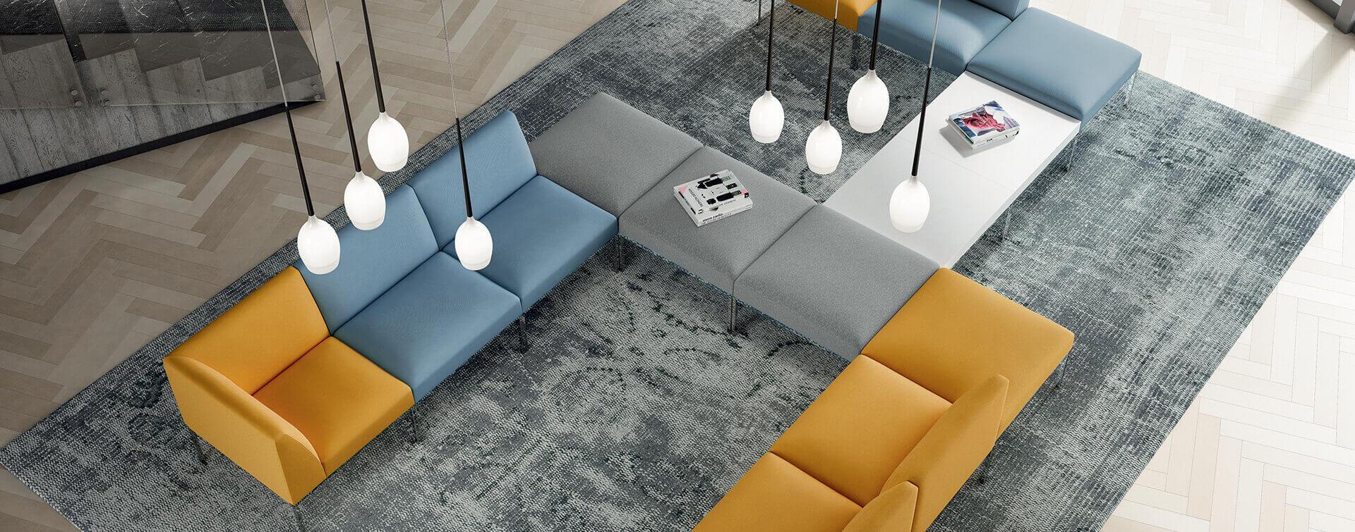 Creamos ambientes para oficinas en Madrid y Toda España