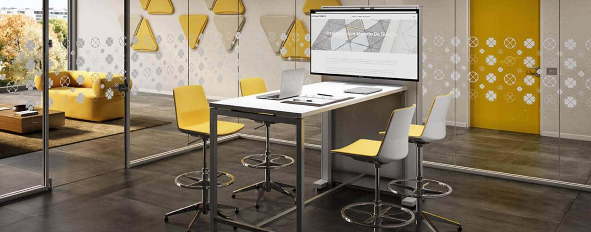 Ambientes para su oficina en zonas de trabajo