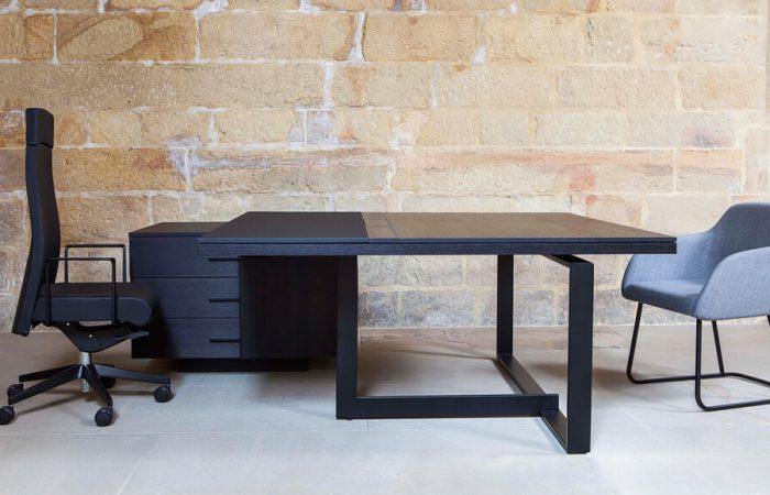 Mesa de despacho elegante
