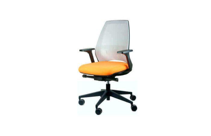 Silla para oficina ergonómica y moderna