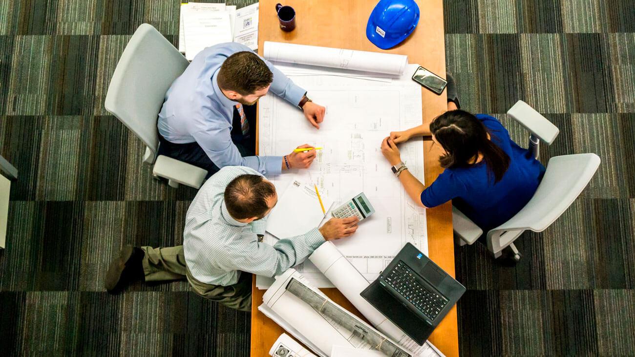 claves de un Jefe de Proyecto en la reforma de Oficinas