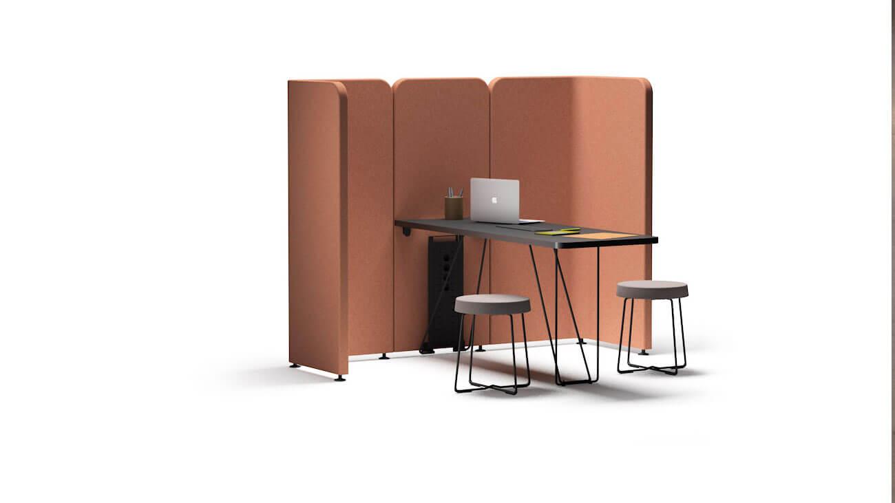 Zona de reuniones formales o informales