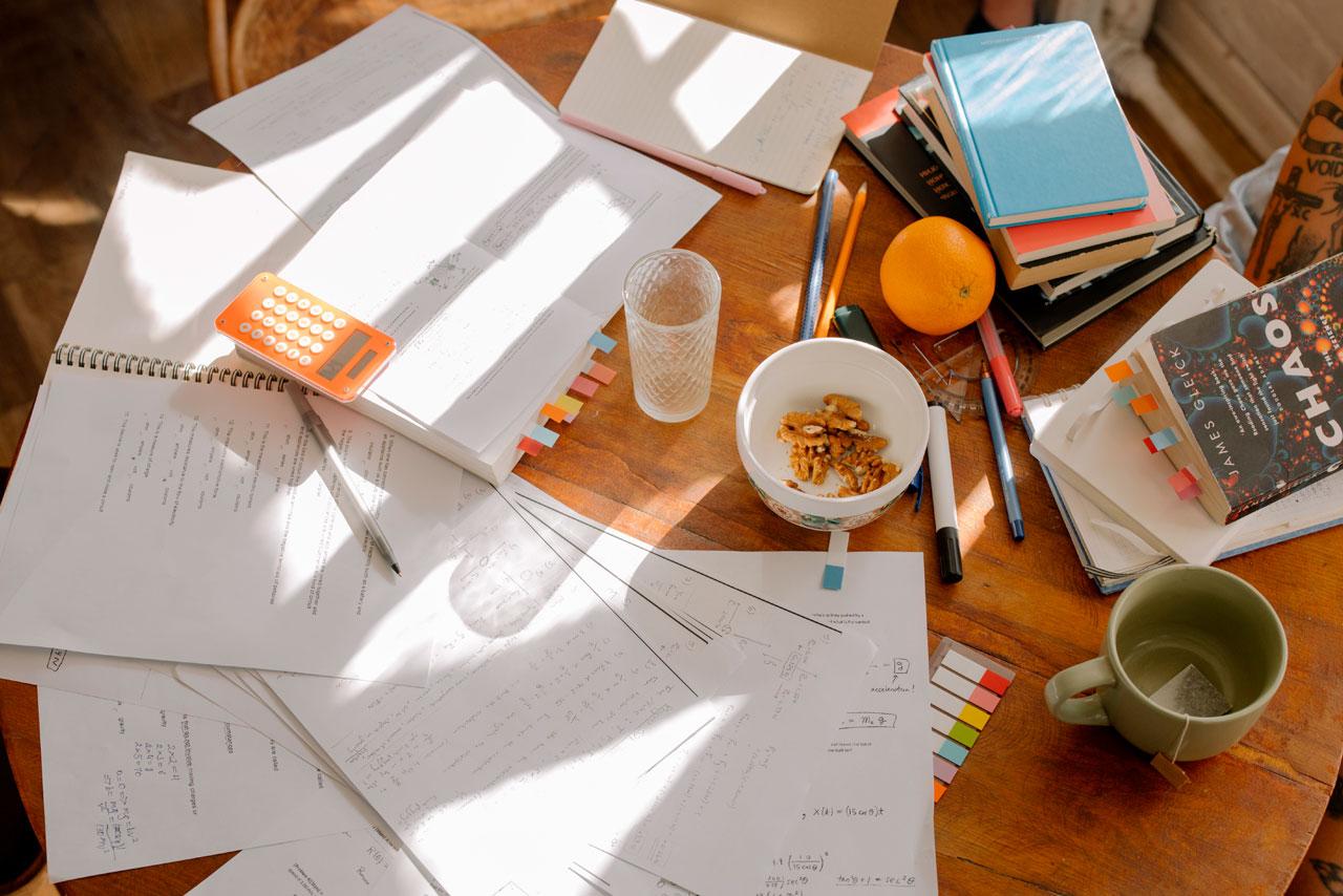 Orden oficina y casa